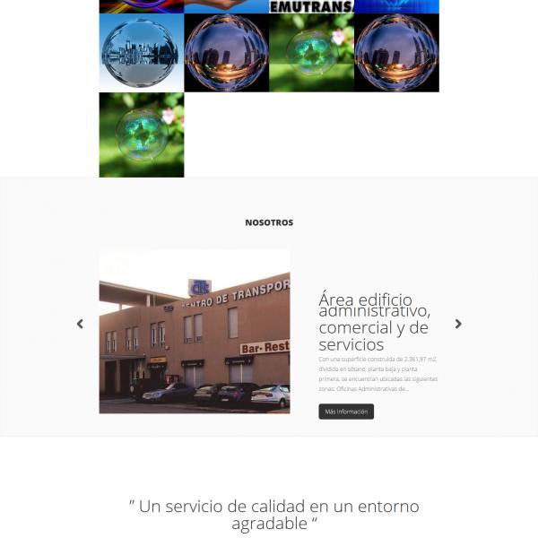 Semutransa SA Centro de Transportes de Segovia