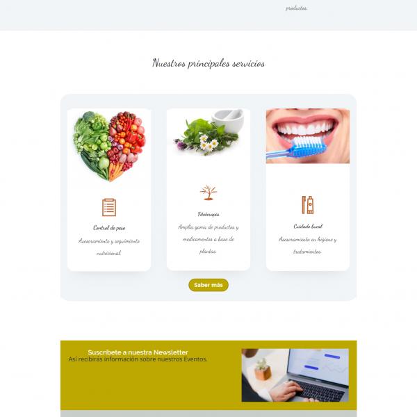 Margapharm farmacia Margarita de Diego Tu espacio de salud y bienestar